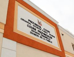 The provincial courts in Timmins are located upstairs in The 101 Mall.