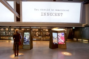 The Canadian Museum for Human Rights is now free for all on one Wednesday per month. (Chris Procaylo/Winnipeg Sun file photo)