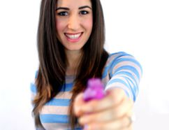 "Toronto cleaning expert and YouTuber Melissa Maker can be found at cleanmyspace.ca and her YouTube channel <a href=""https://www.youtube.com/user/cleanmyspace"">Clean My Space</a> (SUBMITTED)"