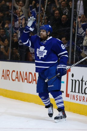 Phil Kessel's two points on Jan. 9 against Columbus are the only time in the past seven games that the Maple Leafs forward has hit the scoresheet. (JACK BOLAND/Toronto Sun files)