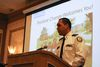 Toronto Police Deputy Chief Peter Sloly attends a policing conference addressing Somali-Canadian relations in North Etobicoke on Jan. 17, 2015.Toronto Police have employed six Somali officers to improve relations with youth in the area in an effort to battle gun crime. (Jenny Yuen/Toronto Sun)