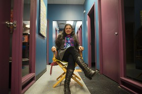 Hoda Elatawi is the director for the upcoming documentary Muneeza in the Middle. The film follows a Muslim-Canadian woman for five years as she struggles to find her true identity without sacrificing her western values for eastern culture.  DANI-ELLE DUBE/OTTAWA SUN