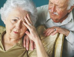 There are many symptoms of Alzheimer's, as well as ways to treat someone with the disease. (Metro News Service)