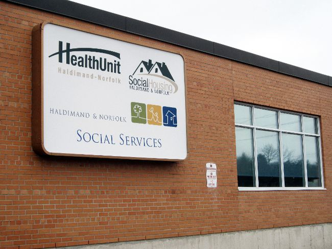 Haldimand-Norfolk Health Unit.