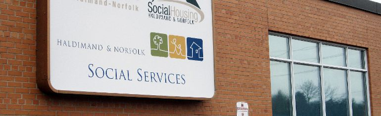 Norfolk County expects to spend between $500,000 and $600,000 this year expanding the Haldimand-Norfolk Health Unit's presence on Gilbertson Drive. (MONTE SONNENBERG Simcoe Reformer)