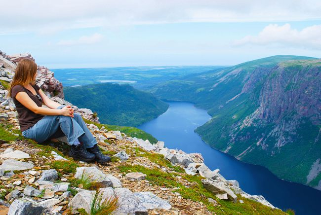 <i>We list the 25 Canadian destinations every traveller should see this year -- or at least in his or her lifetime.</i><br><br><b>Gros Morne National Park, Newfoundland & Labrador</b> is a World Heritage Site that features exposed oceanic crust, mantle rock and a freshwater fjord carved out by glaciers. (Fotolia)