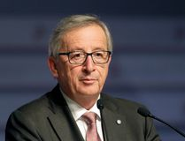 European Commission President Jean-Claude Juncker listens during a news conference in Riga January 8, 2015. REUTERS/Ints Kalnins