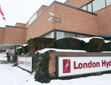 London Hydro. (QMI Agency file photo)