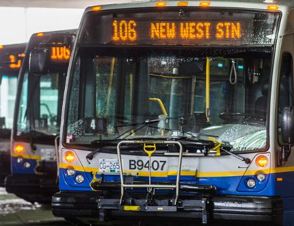 TransLink can't be trusted with our money, says Laila Yuile. (FILE PHOTO, 24 HOURS)
