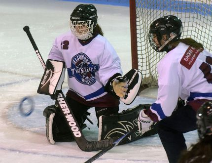 Tillsonburg Back in Motion U16 Twisters. (CHRIS ABBOTT/TILLSONBURG NEWS)