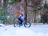 """Ride Guides offers guided rides on """"fat bikes"""" on winter trails at Horseshoe Valley. (Handout)"""