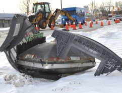 <p>Rules have been in place since the summer of 2014, restricting the size of solid wast residents can leave by the curb. And businesses in Cornwall are now responsible for their own large waste disposal, unless it can be bundled or bagged. </p><p>Marc Benoit/CORNWALL STANDARD-FREEHOLDER/QMI AGENCY