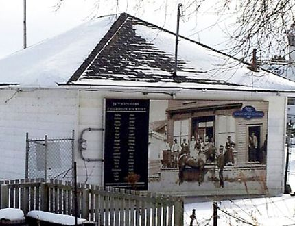 The township council has indicated it is interested in buying the Rockport customs house. (WAYNE LOWRIE/The Recorder and Times)
