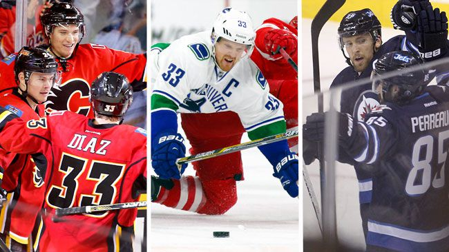 <p>The NHL all-star break is over.</p>