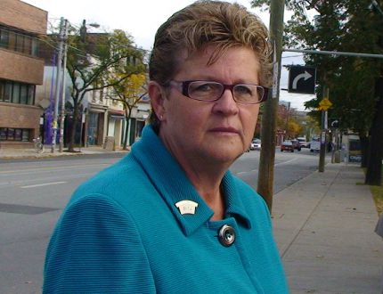 Linda Haslam-Stroud, president Ontario Nurses Association. (Tom Godfrey/QMI Agency File Photo)