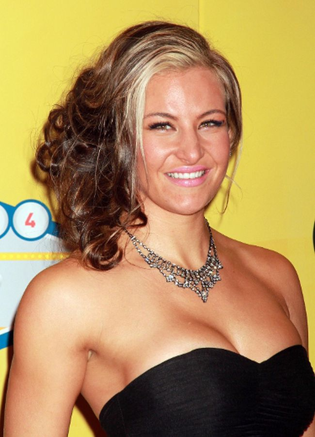 Miesha Tate (pictured) will take on Sara McMann at UFC 183 in Las Vegas on Saturday, Jan. 31, 2015. (DJDM/WENN.com)