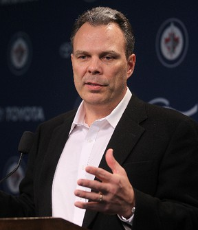 The Jets need general manager Kevin Cheveldayoff to make a deal to at least equalize the depth on the team and at upgrade at the forward positioin.
