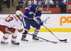 Maple Leafs' James van Riemsdyk says a breakout game on offence would boost confidence. (USA TODAY SPORTS/PHOTO)