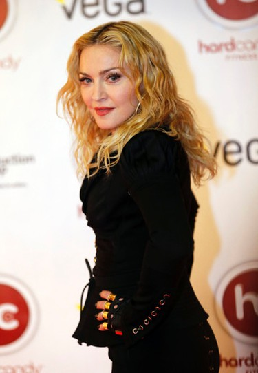 """MADONNA Rumours of an affair between the singer and baseball star began while both were still in previous marriages. The alleged romance was later said to be """"an affair of the heart"""" rather than a sexual relationship, and Madonna issued a statement in the summer of 2008 denying she had any impact on the Rodriguez-Scurtis marriage. Madonna split from then-husband Guy Ritchie in October of the same year. Michael Peake/QMI Agency"""