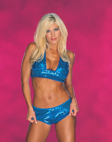 TORRIE WILSON After three years together, Rodriguez and WWE fighter Torrie Wilson reportedly called it quits in early 2015. Details surrounding the split are still unknown, but some speculate that his unwillingness to commit and ongoing relationship with his ex-wife contributed to the split. (John Woods)