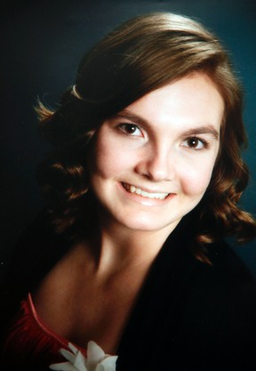 Copy photo of Rowan Stringer's high school portrait at her home Thursday, May 16, 2013. Rowan died after a head injury suffered while playing high school rugby last week.  Ottawa Sun files