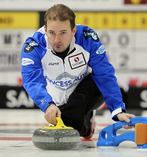 Reid Carruthers has earned his spot in the final. (BRIAN DONOGH/Winnipeg Sun files)