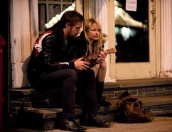 "Ryan Gosling and Michelle Williams in the bleak ""Blue Valentine"" (Handout)"