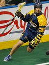 Callum Crawford of the Minnesota Swarm scored the winning goal for his team in its most recent game. (PERRY NELSON/QMI Agency files)