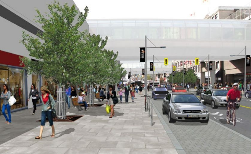 rideau centre pushes council for beautifying ottawa region news o