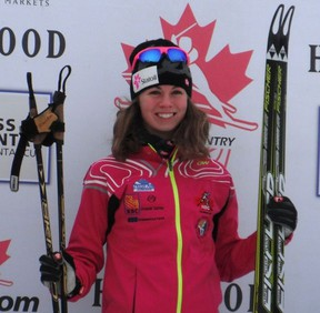 Sudbury's Alannah MacLean is looking for some strong results at the Canada Winter Games this week.