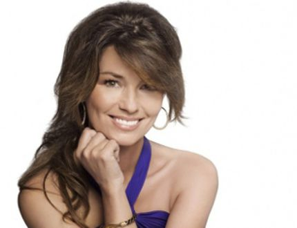 Shania Twain's newest release will be a new retrospective album/DVD entitled Live From Vegas, which hits store on March 3, 2015.