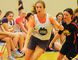 Cutline: Caitlin Mahaffy of Boston drives to the lane while being guarded by Lynndale Heights defender Kaitlyn Courier during the NPSAA Intermediate Girls Basketball Tournament. JACOB ROBINSON/Simcoe Reformer