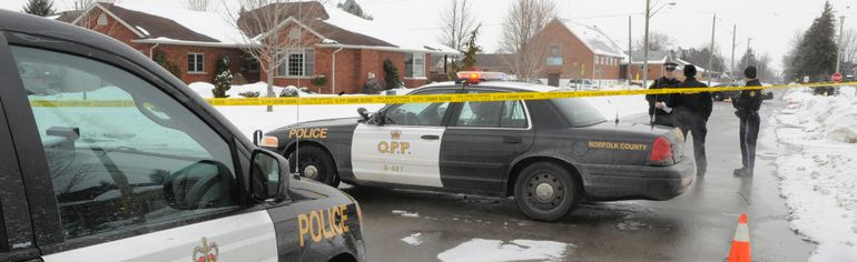 OPP have said hypothermia was a factor in the death of a woman in Waterford on the weekend and in the death in February of a woman in Tillsonburg. JACOB ROBINSON/Simcoe Reformer