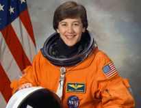 Astronaut Wendy Lawrence has been on four space missions, and will be in Abbotsford on March 7 at an event to inspire 10,000 girls