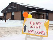The Heat is On, a fundraiser in support of the United Way of Bruce Grey's Winter Warmth program, raised $1,850 on Feb. 21 at the Elmwood Community Centre.