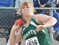 Ashley Connell will head to the CIS Track and Field Championships next week as a member of the Guelph Gryphons. (File photo)