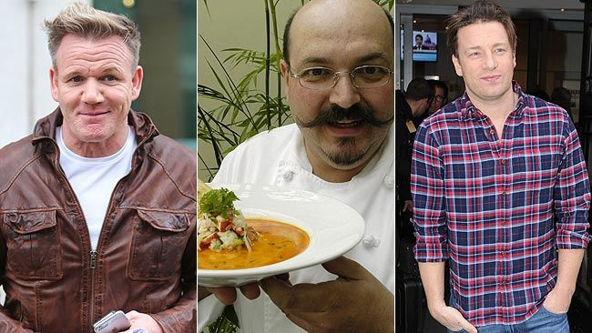 Some of the world's best restaurants can be found in airports, thanks to the increasing number of celebrity chefs who have opened eateries in airports around the globe. We name the top 10 celebrity chef restaurants inside airports. (WENN.com/QMI Agency)