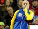 Team Alberta skip Kevin Koe has a moment  during Day 6 of the 2015 Tim Hortons Brier at the Scotiabank Saddledome in Calgary, Alta. on Thursday March 5 2015. His team lost its last chance at a playoff spot when Team Saskatchewan beat New Brunswick 8-3 Friday, March 6, 2015. Darren Makowichuk/Calgary Sun/QMI Agency