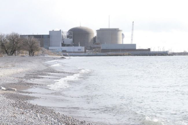 Ontario Power Generation's Pickering nuclear plant, east of Toronto. (QMI Agency file photo)