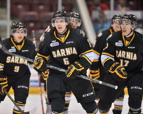 (TERRY WILSON/OHL Images)