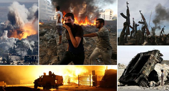 The death toll in the world's most brutal conflicts climbed by more than 28% last year from 2013, according to numbers released by The Project for the Study of the 21st Century. <br><br> The following are the 15 deadliest conflicts in the world last year: