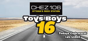 2015 Toys For Boys - March 28