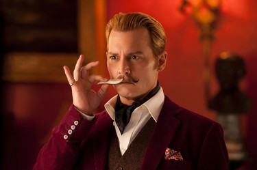 Johnny Depp mortifying in Mortecai Johnny Depp has taken on one too many stupid roles in his career, but we somehow manage to forgive him because every once in a while he drops an Ed Wood or a Jack Sparrow performance and we remember just how much we love him. Mortdecai, however, is inexcusable. Panned by critics and theaters bare –akin to desolate wastelands- Mortdecai was the first and will probably be one of the biggest flop of 2015. (Courtesy)