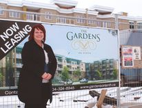 Laurie Schellenberg will be moving into her new position as managing director at The Gardens on Tenth on April 1. (LORI PENNER/Red River Valley Echo)