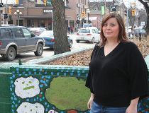 Krystal Mikita, 31, lost her mother to ovarian cancer and wants to get Winnipeggers talking about the importance of screening for breast and ovarian cancer.
