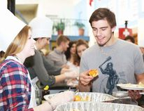 Students and staff at the Wetaskiwin Composite High School were treated to the first ever Taste of WCHS fundraiser March 26. There were 11 countries, as well as Maskwacis, represented at the event.