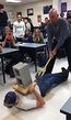 Teacher takes axe to jewels in experiment gone wrong