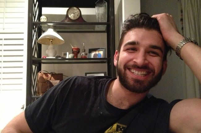Alexander Sanghwan, 22, was hit by a car while in Miami on March 29, 2015. (gofundme.com/pray4alex photo)