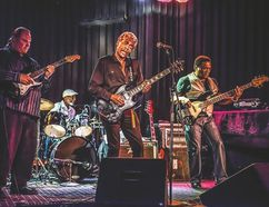 The Kinsey Report will bring their signature funky blues sound to Altona next week, as they make their way across Canada and the U.S. The Kinsey Report will be performing at the Altona Curling Club on April 11. Tickets are $30 each and selling fast. (SUPPLIED PHOTO)
