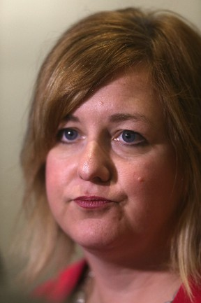 CentreVenture CEO Angela Mathieson will have tougher reporting rules to live up to. (FILE PHOTO)